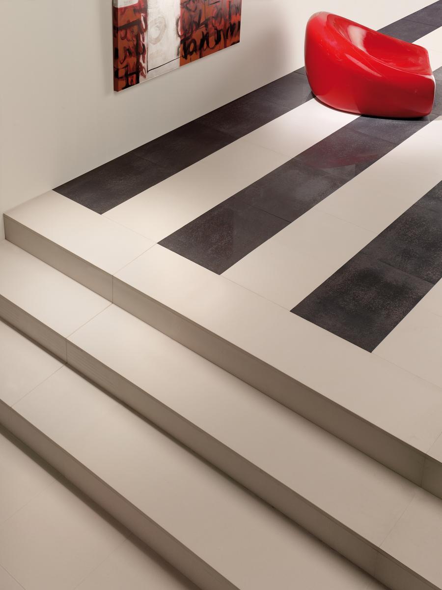 Nuevas piezas cer micas de venatto para escaleras de gran for Ceramicas para piezas