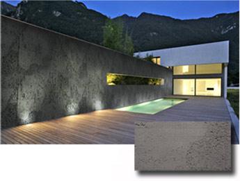 Revestimientos de piedra falsa para interior y exterior - Revestimientos para paredes exteriores en piedra ...