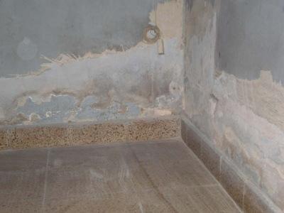 Humedades en las paredes c mo atajarlas - Como evitar humedades en las paredes ...