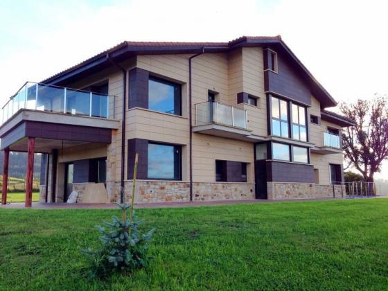 Construcciones olea eraikuntzak s l 48115 morga - Precio fachada ventilada ...